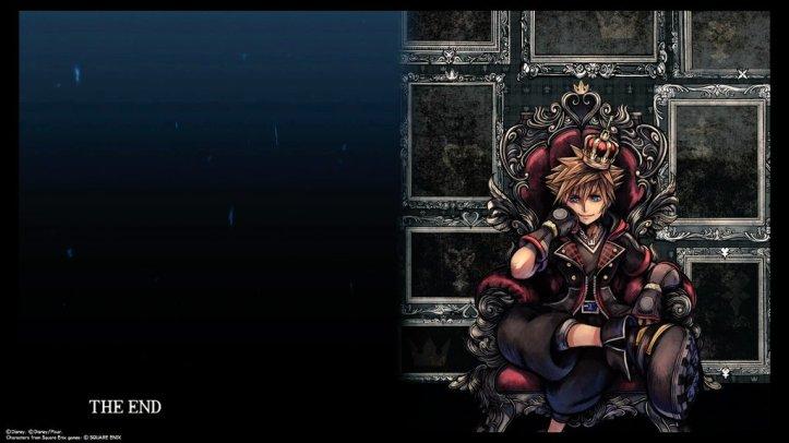 Kingdom Hearts 3 The End