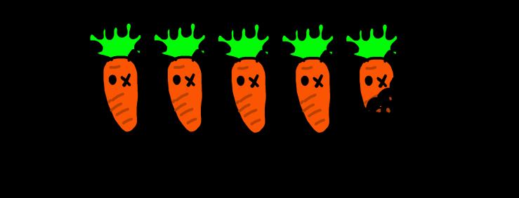 4.5 carrots