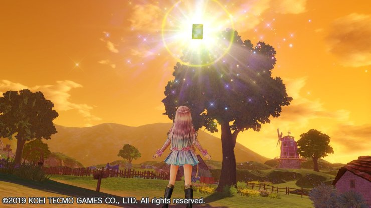 Atelier Lulua Alchemyriddle introduction