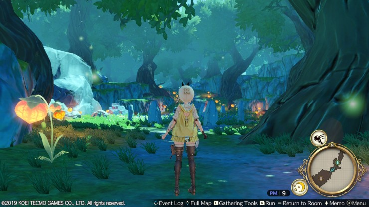 Gorgeous Environments Atelier Ryza Otaku Rabbit Hole