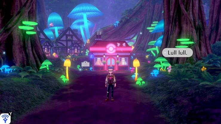 Ballonlea town Pokemon Sword and Shield Otaku Rabbit Hole