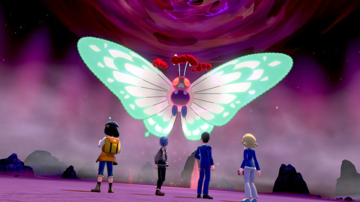 Max Raid Battles Pokemon Sword and Shield Otaku Rabbit Hole