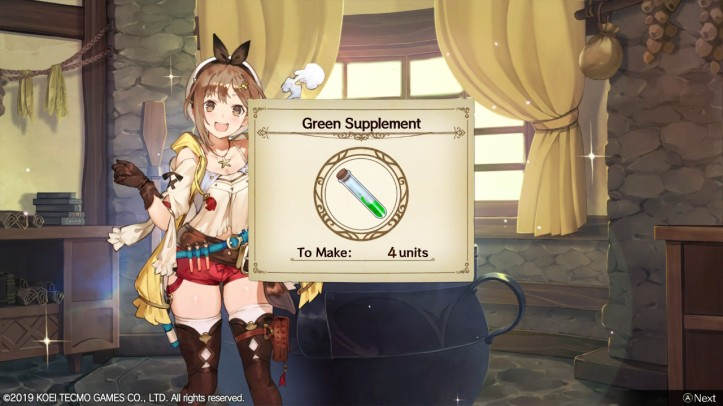 Synthesis Complete! Atelier Ryza Otaku Rabbit Hole