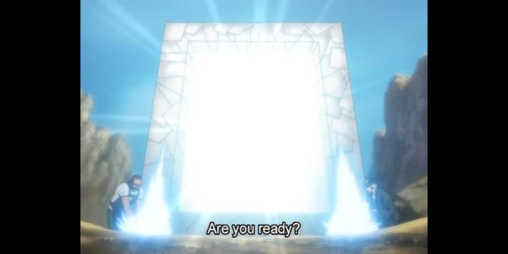 Gateway to the Soul Society Bleach Anime Otaku Rabbit Hole