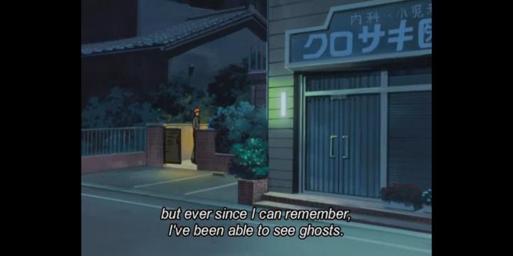 Ichigo Sees Ghosts Bleach Anime Otaku Rabbit Hole