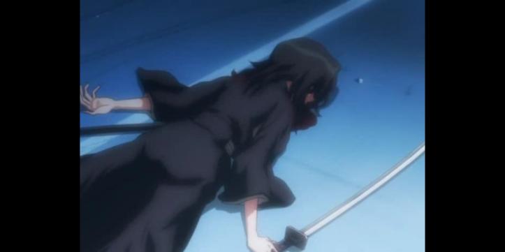 Rukia's Hurt Otaku Rabbit hole Bleach Anime